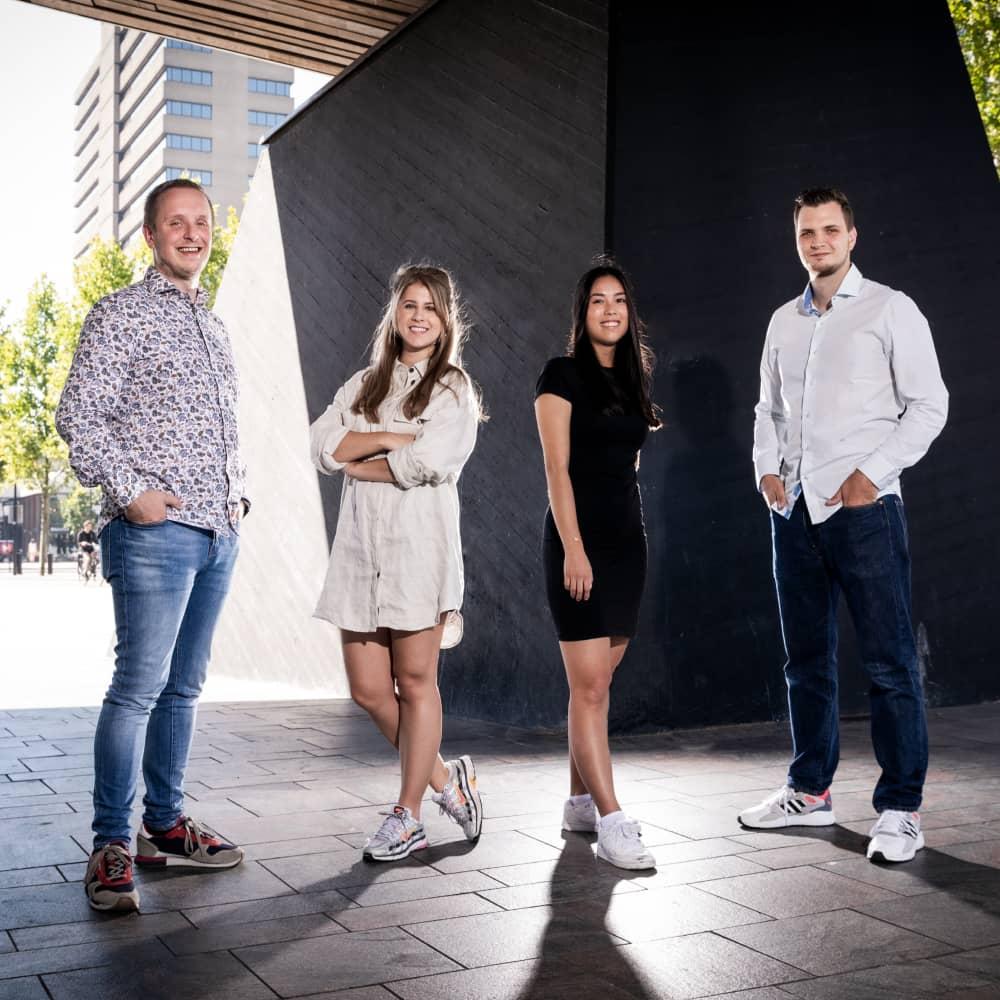 IPS team photo