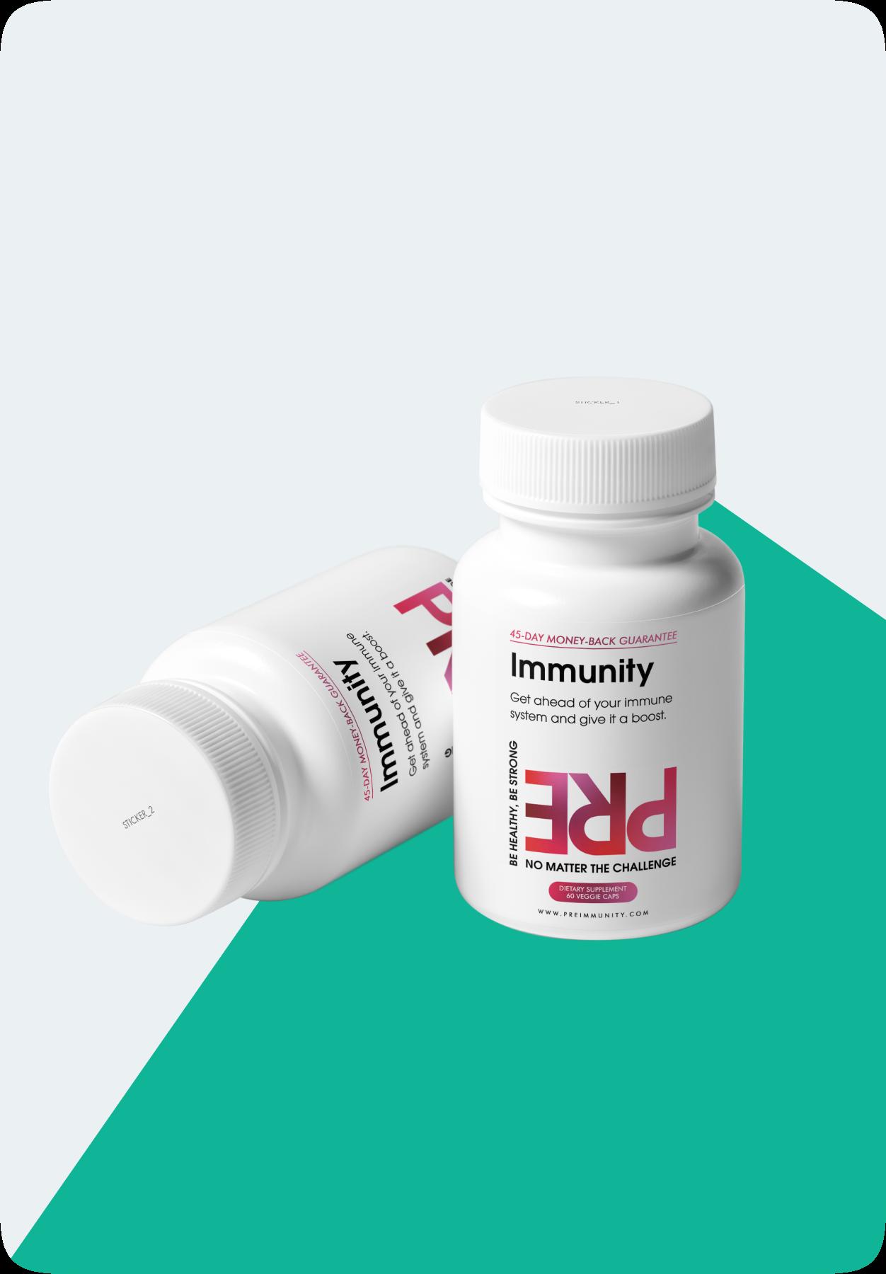 pre immunity - benefits