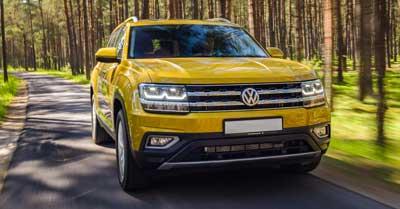 Best Tires For VW Atlas | CarShtuff