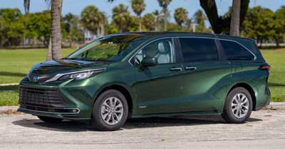 Best Tires For Toyota Sienna: Complete 2021 Guide | CarShtuff