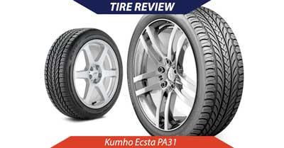 Kumho Ecsta PA31 Tire Review | CarShtuff