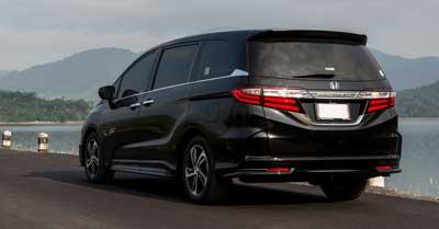 Best Tires For Honda Odyssey: Complete Guide   CarShtuff