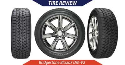 Bridgestone Blizzak DM-V2 Tire Review | CarShtuff