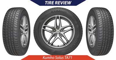 Kumho Solus TA71 Tire Review   CarShtuff