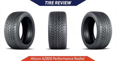 Atturo AZ800 Performance Radial Tire Review   CarShtuff