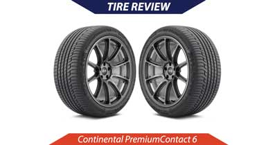 Continental PremiumContact 6 Tire Review   CarShtuff