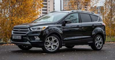 Best Tires For Ford Escape: Complete Guide | CarShtuff