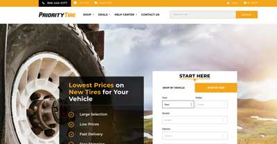 Priority Tire Review   CarShtuff