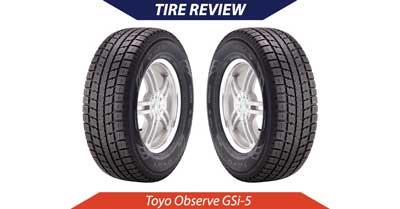 Toyo Observe GSi-5 Tire Review   CarShtuff