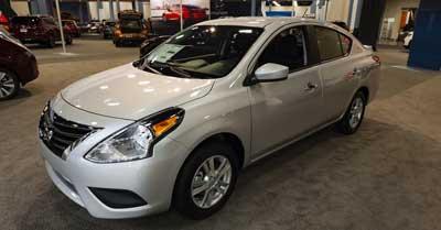 Nissan Versa OEM Tires & Wheels | CarShtuff