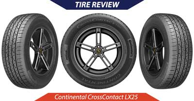 Continental CrossContact LX25 Review   CarShtuff