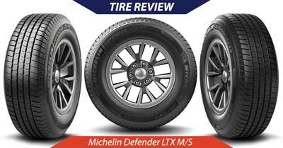 Michelin Defender LTX M/S Review | CarShtuff