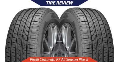 Pirelli Cinturato P7 All Season Plus II Tire Review   CarShtuff
