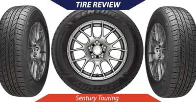 Sentury Touring Tire Review   CarShtuff