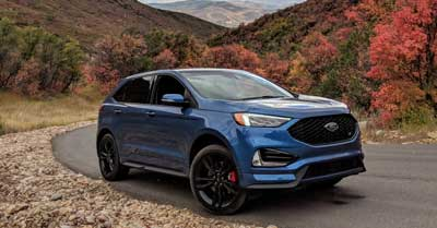 Best Tires For Ford Edge: Complete Guide | CarShtuff