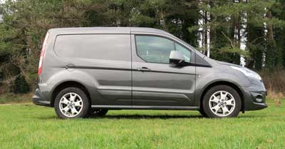 Best Tires For Ford Transit Connect | CarShtuff