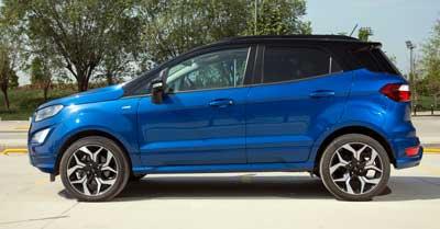Ford Ecosport OEM Tires & Wheels | CarShtuff