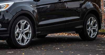 Ford Escape OEM Tires & Wheels | CarShtuff