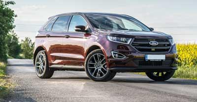 Ford Edge OEM Tires & Wheels | CarShtuff