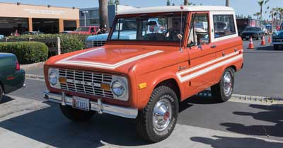 Ford Bronco OEM Tires & Wheels | CarShtuff