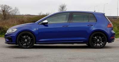 Best Tires For VW Golf R: Complete Guide | CarShtuff