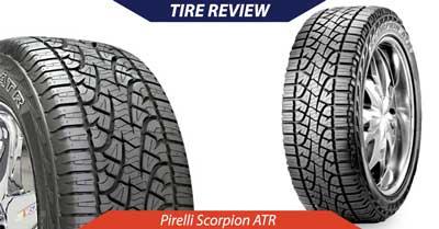 Pirelli Scorpion ATR Tire Review   CarShtuff