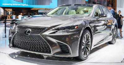 Best Tires For Lexus LS: Complete Guide | CarShtuff