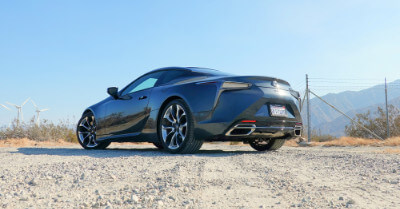 Best Tires For Lexus LC - Complete Guide | CarShtuff