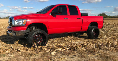 Best Tires For Dodge Ram 2500 - Complete Guide | CarShtuff