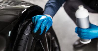 How To Apply Tire Shine   CarShtuff