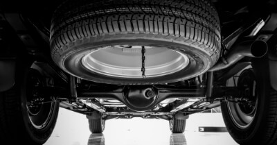 How To Get a Spare Tire Down Without The Tool   CarShtuff