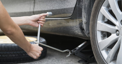 How To Use a Tire Jack   CarShtuff