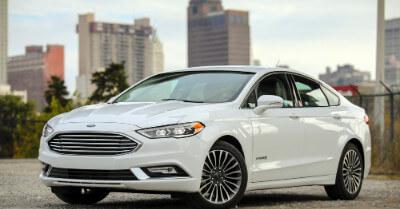 Ford Fusion OEM Tires & Wheels | CarShtuff