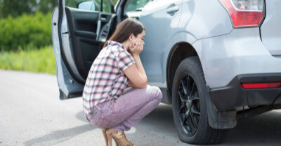 Driving On A Flat Tire - A Complete Guide | CarShtuff