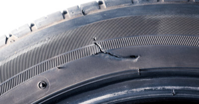 How Does a Nail Get In The Sidewall of a Tire? | CarShtuff