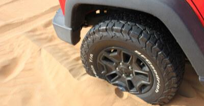 Best Tires For Sand | CarShtuff