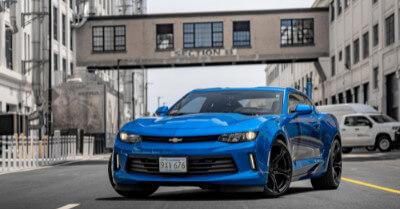Best Tires For Chevrolet Camaro - Complete Guide   CarShtuff