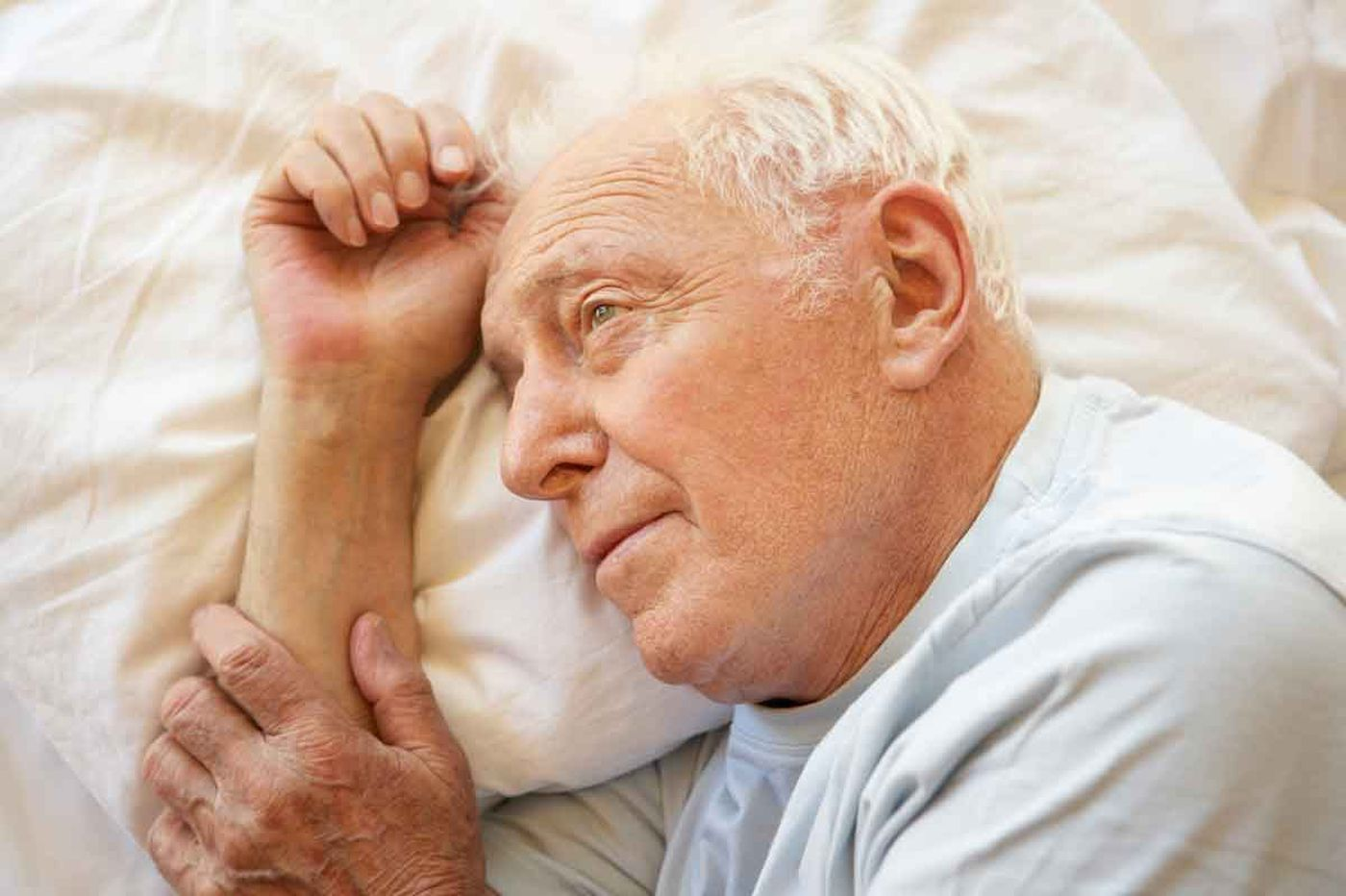 old man with erectile dysfunction