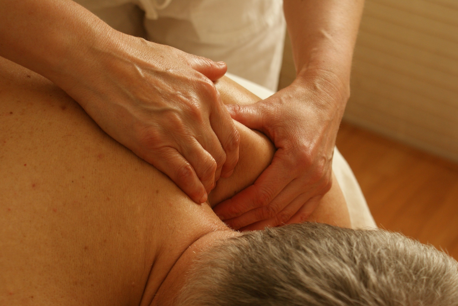 acoustic pressure wave therapy massage