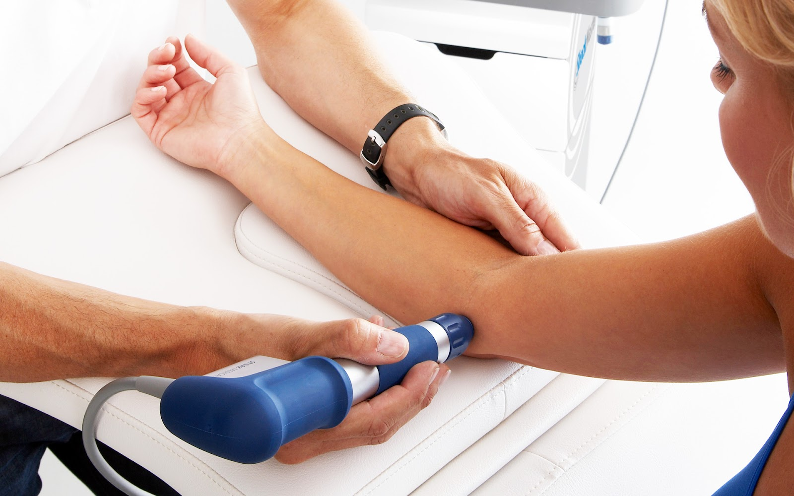 shockwave therapy performed