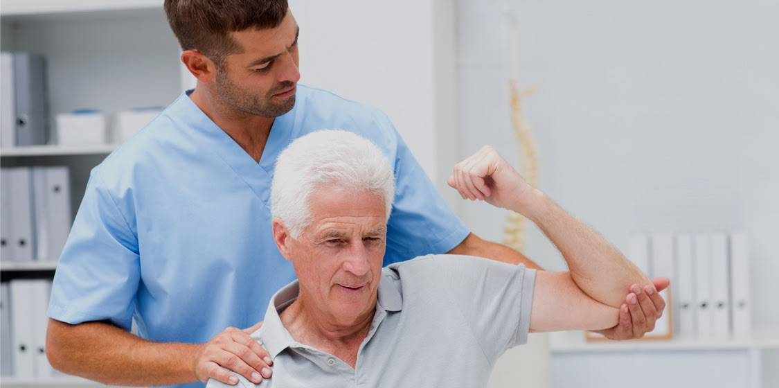 physical therapy for left arm pain