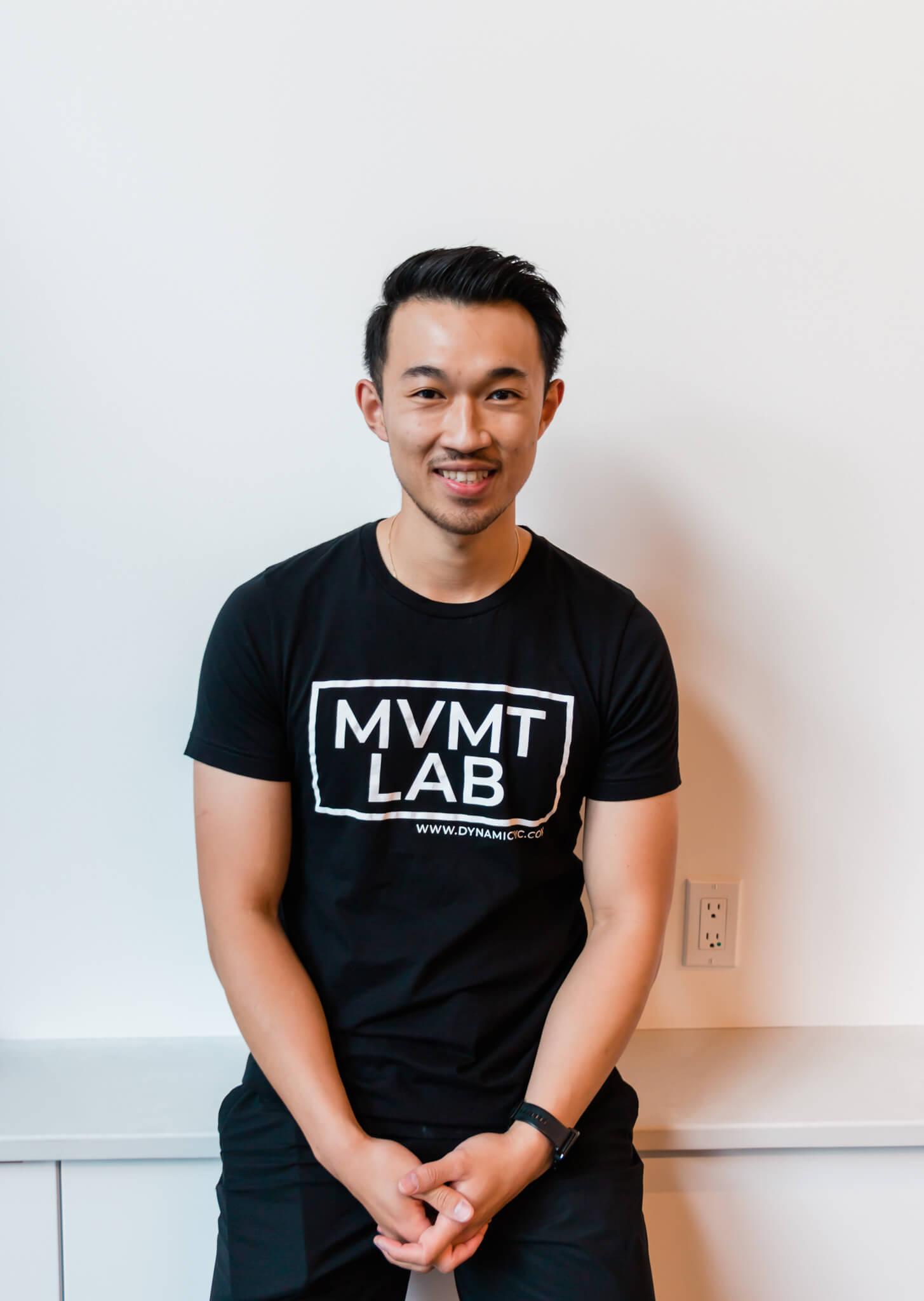 Kevin Trinh, MScPT