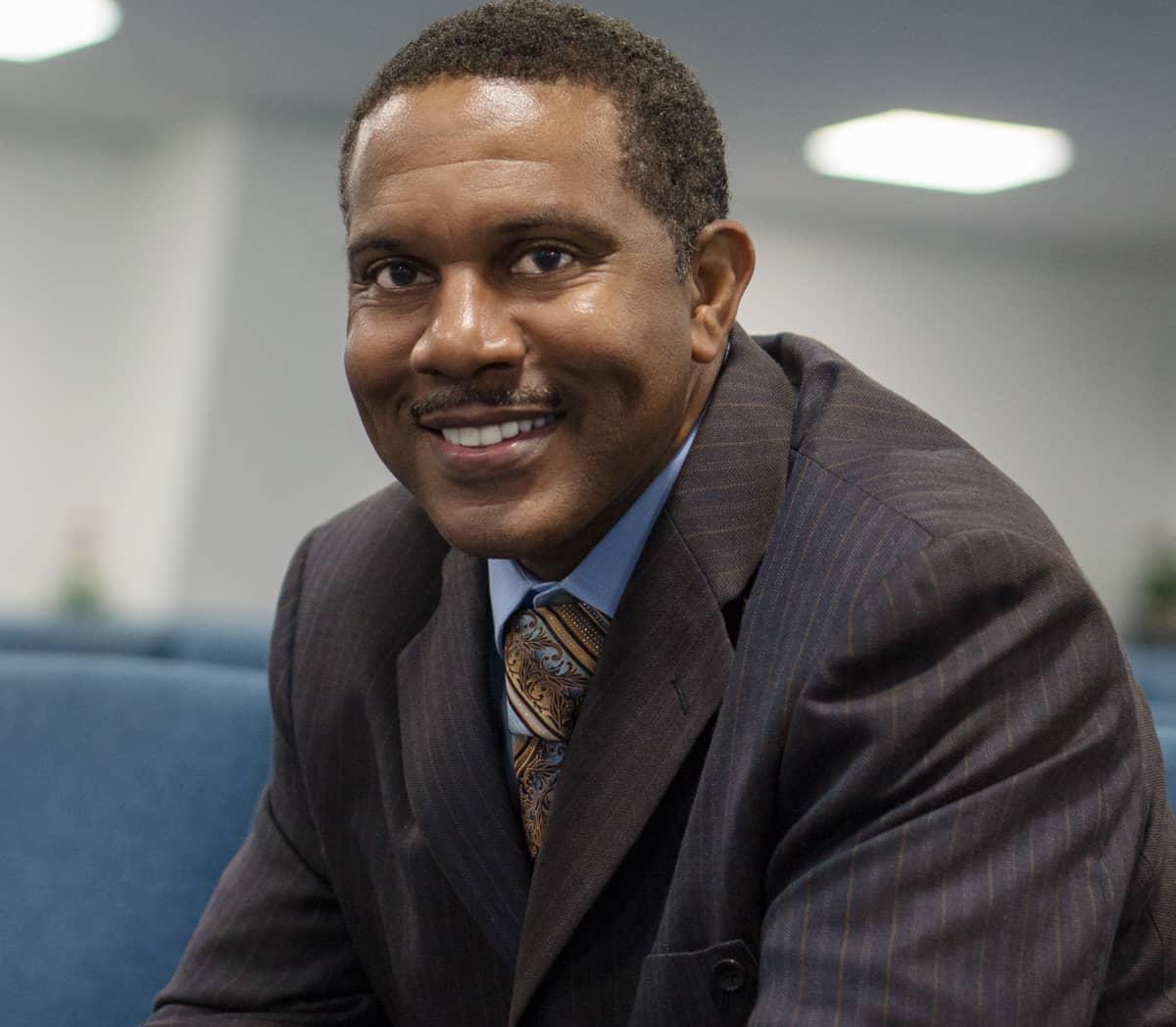 Pastor Terry Whitaker