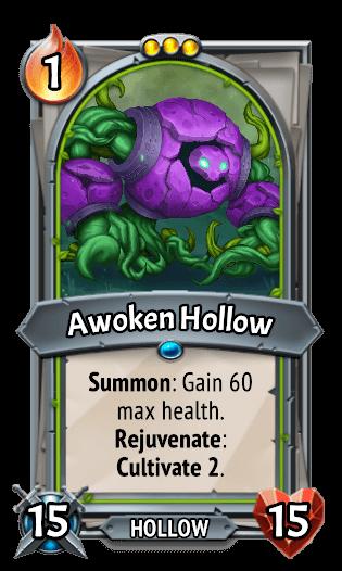 Awoken hollow