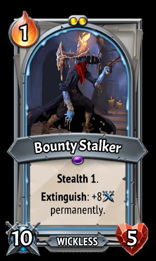 Bounty stalker