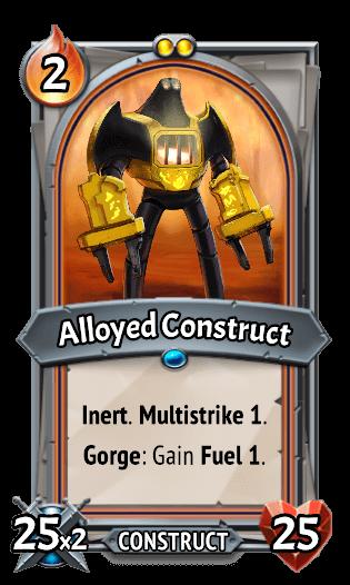 Alloyed Construct