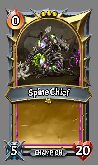 Spine Chief