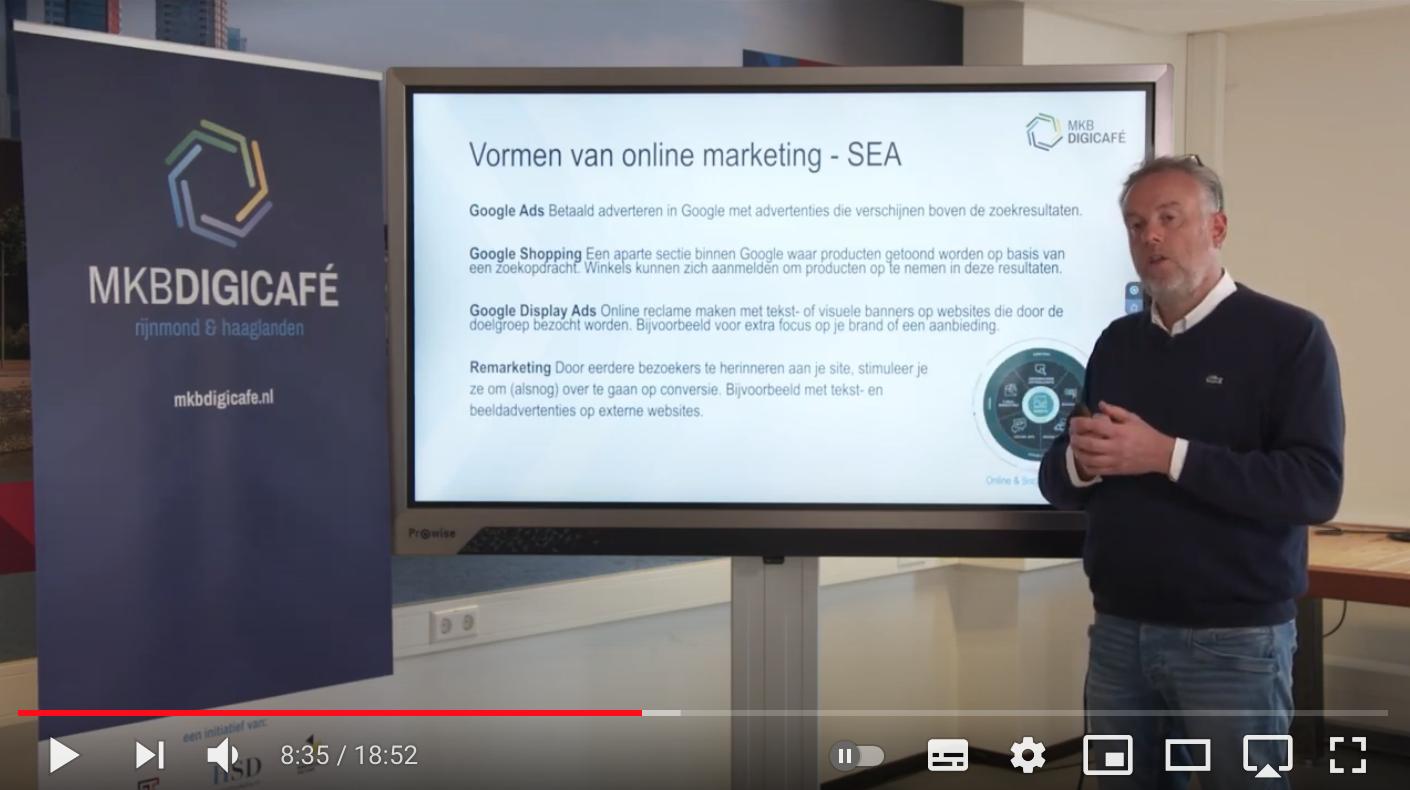 Video: Hoe zorg je ervoor dat jouw bedrijf online succesvol is?