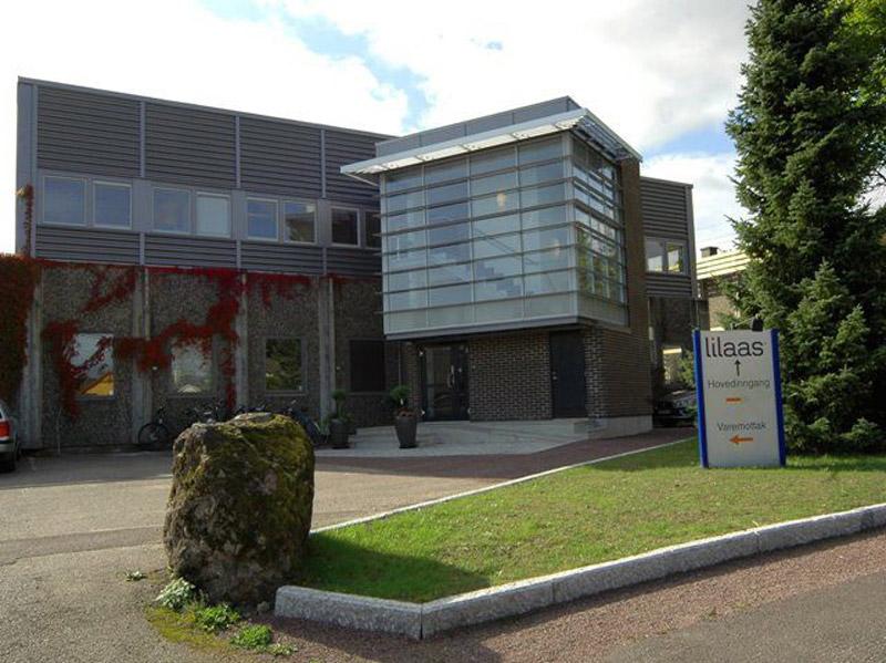 Lillaas offices in Horten