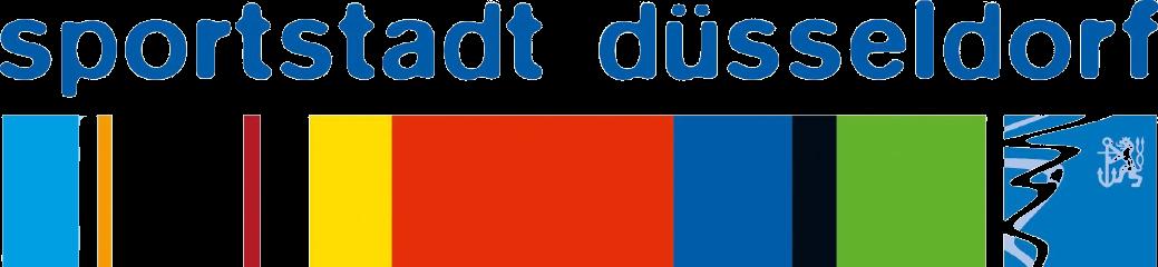 Logo der Sportstadt Düsseldorf